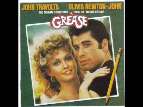 Grease OST John Travolta; Olivia Newton John - You're the one that I want