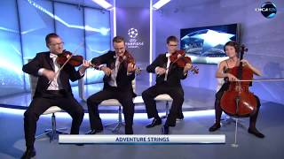 Adventure Strings - Liga majstrov / Champions League theme song