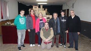 preview picture of video 'Presentación Belén  2012'