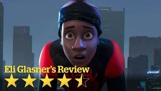 Spider-Man into the Spider-Verse: a smart, nimble movie for modern times | Kholo.pk