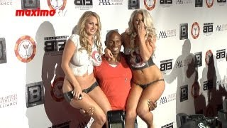 Shad Gaspard 8th Annual BTE All-Star Celebrity Kickoff Party