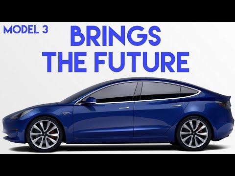 The Tesla Model 3 is a whole new era of car