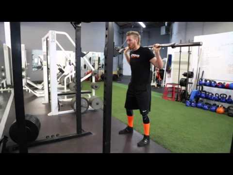 Barbell Pause Squat