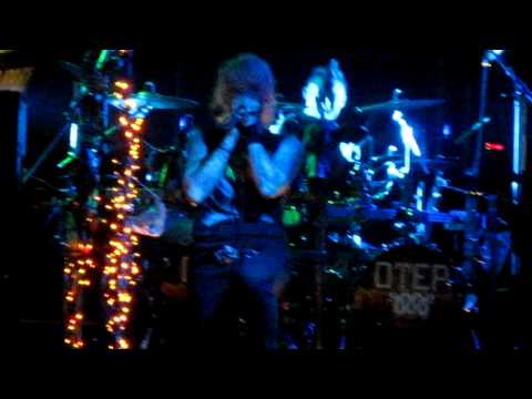 """T.R.I.C."" by OTEP live at the Culture Room in Ft. Lauderdale on 7/10/10 (HD)"