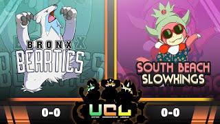 Slowking  - (Pokémon) - Bronx Beartics vs SB Slowkings [UCL S2W1] Pokemon Omega Ruby & Alpha Sapphire Live Wi-Fi Battle