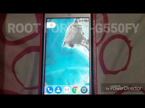 Samsung Galaxy On5 2016 (G5520/G5528) Android Nougat 7 1 1 Root