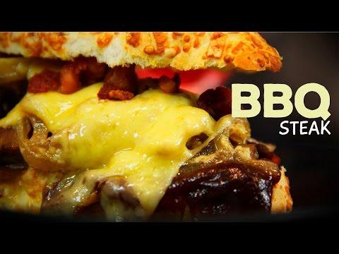 BBQ Steak Pepperoni