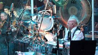 """Mike Terrana - """"New World Symphony"""" @ Plovdiv -Beauty and the Beat concert with Tarja Turunen"""