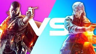 Battlefield V Vs Battlefield 1 - Then Vs Now - | The Leaderboard