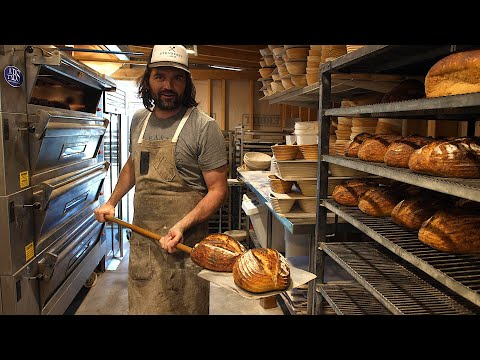 Artisan Sourdough Loaves [1:02:59]