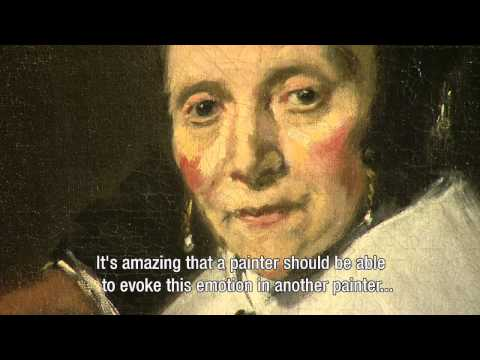 Frans Hals, meester van de snelle toets