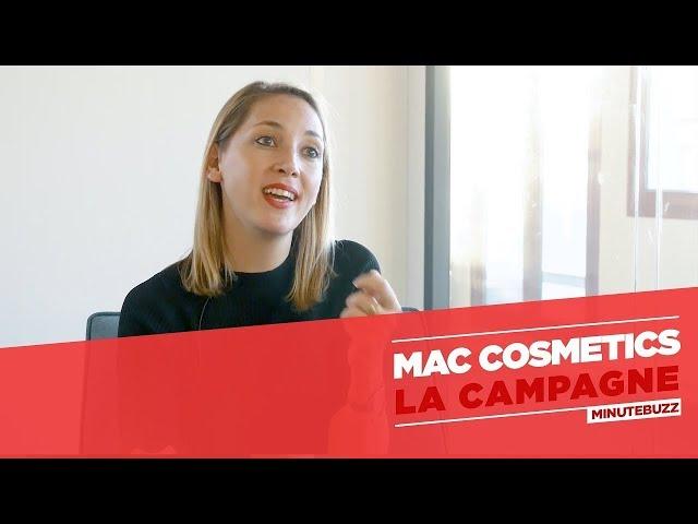 Campagne média - MAC COSMETICS