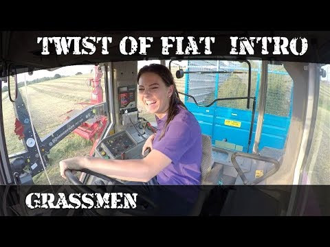 GRASSMEN - Twist Of Fiat | Intro
