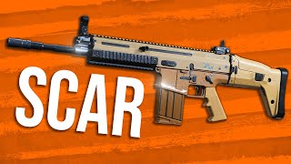 Modern Warfare In Depth: Scar 17 Assault Rifle Review