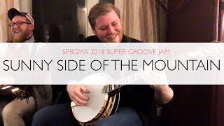 """Sunny Side Of The Mountain"" - SPBGMA 2018 All Star Jam"