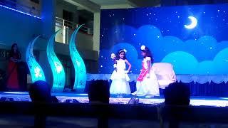 Cinderella - by kindergarten
