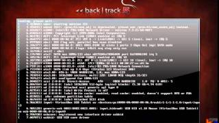Install Linux Backtrack 5 r3 in a Virtual Machine with