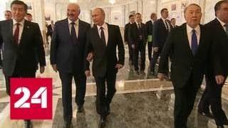 Главы ОДКБ заявили о неприемлимости применения военной силы - Россия 24