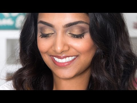 How To: Bronze Smoky Eye
