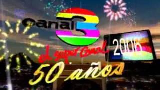 Ishoa EstuDios Comerical de TV Canal 3 40 años TV Profesional Manuel Recinos
