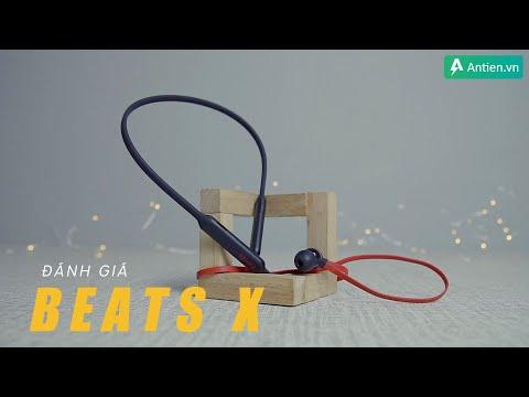 Đánh giá chi tiết Beats X  Chiếc tai nghe kiểu dáng thể thao của Apple