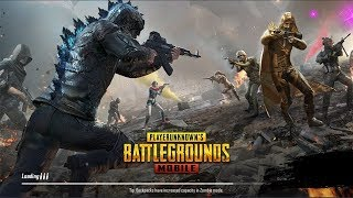 🔴[Hindi] PUBG Mobile Live OP Headshots with New Godzilla Outfits |  Subscribe & Join Me.