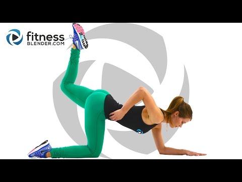 Ćwiczenia na mięśnie Gluteus na udzie