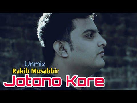 Jotono Kore | Rakib Musabbir | New Songs 2019 | Bangla Song Audio | Tune Factory |