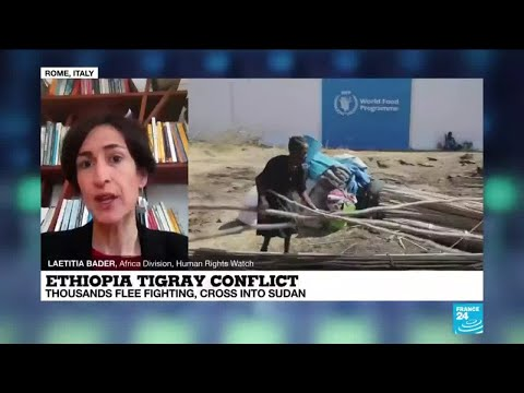Ethiopia Tigray conflict: A humanitarian disaster ?