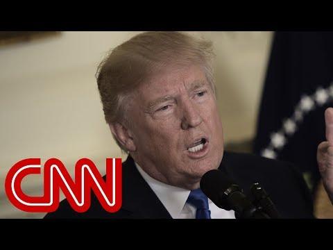 Trump addresses strategy on Iran nuclear deal (full speech)