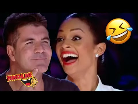 Naturally Funny Musician on Britain's Got Talent