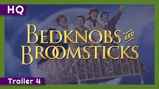 Bedknobs and Broomsticks (1971) Trailer 4