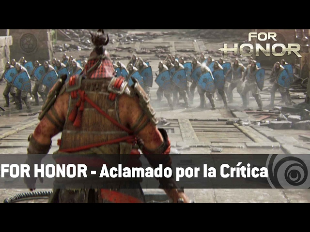 For Honor - Aclamado por la Crítica