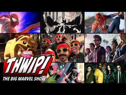 The Best of 2017 on THWIP! The Big Marvel Show!