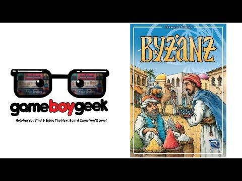 The Game Boy Geek Reviews Byzanz
