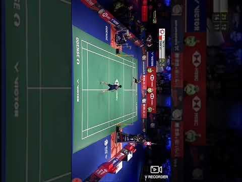 Chen yufei injury at denmar open 2019 women single semifinal