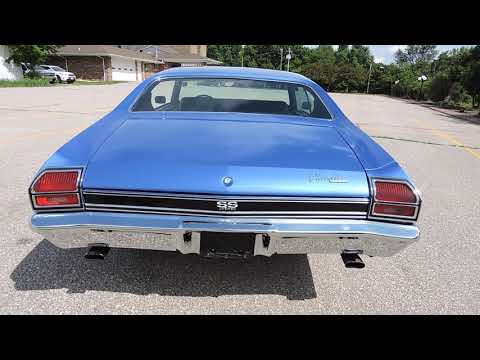 Video of '69 Chevelle Malibu SS - QD07