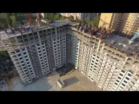 Видео Ход строительства ИЮНЬ 2019