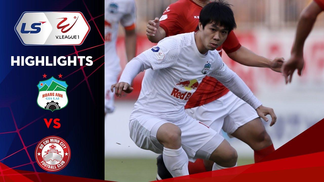 Highlights | HAGL – CLB TP. HCM | Chiến thắng xứng đáng cho đội bóng phố Núi