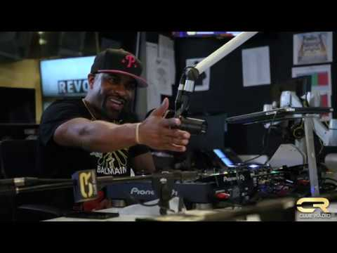 """Dj Clue Interviews Wale About """"Wow Thats Crazy"""" & Meek Mill on Power 1051 Clue Radio"""