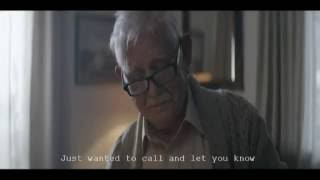 german Sad chrismas advert  -  try not to cry John Lewis