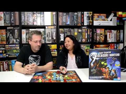Review of Ghost Fightin' Treasure Hunters
