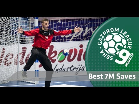 Best 7M saves at the beginning of the 9th season
