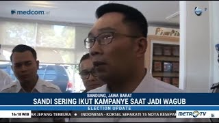 Ridwan Kamil : Sandiaga Bercerminlah Soal Kampanye