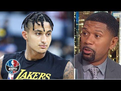The Lakers need Kyle Kuzma to form Big 3 with LeBron and AD – Jalen Rose | NBA Countdown