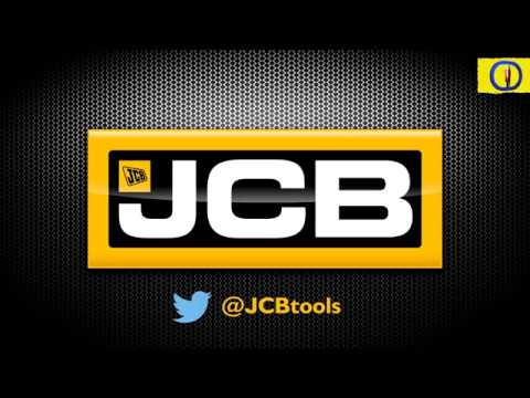 JCB Industrial Diamond Tech Tile Holesaw