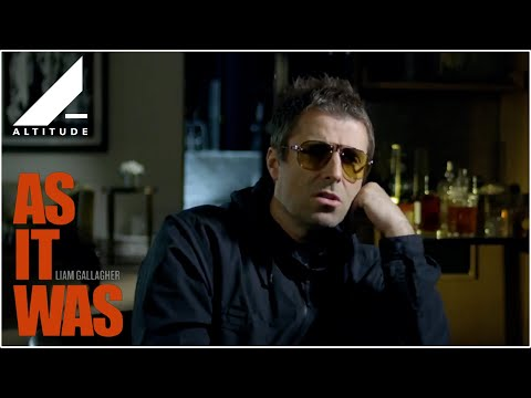 LIAM GALLAGHER: AS IT WAS - OFFICIAL CLIP - IN CINEMAS, ON DIGITAL AND ON BLU-RAY & DVD NOW