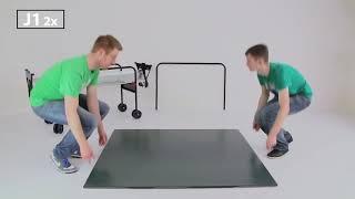 OOGarden - Sponeta Tischtennisplatte 1-13 Indoor