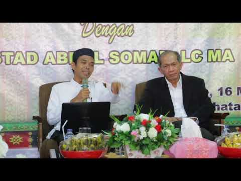 Ustadz Abdul Somad & Dr. dr. Eka Jusup Singka, M.Sc ttg Pentingnya Kesehatan dalam Berhaji