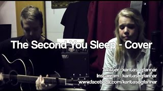 Saybia - The Second You Sleep - Acoustic Cover HD